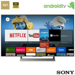 "Smart TV 4K Sony LED 55"" com 4K X-Reality Pro, Motionflow 960, Photo Sharing Plus e Wi-Fi - XBR-55X905E - R$3999"