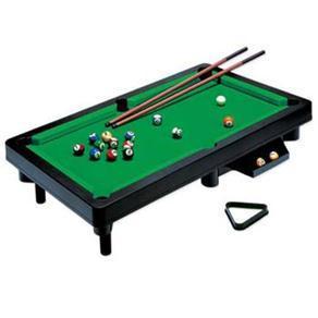 Snooker de Luxo Infantil - Braskit R$100