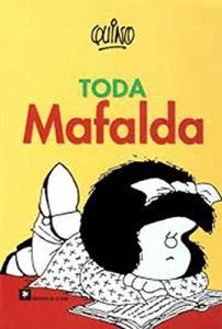 Toda Mafalda (Espanhol) R$64