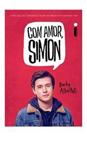 Livro - Com Amor Simon - R$24