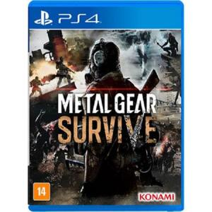 Game Metal Gear Survive - PS4 - R$60,00