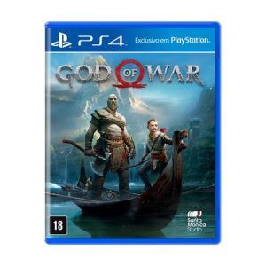 Jogo God of War - PS4 - R$167