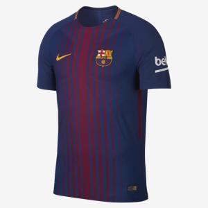 Camisa de jogo Barcelona Vapor Match 17/18 - R$299,90