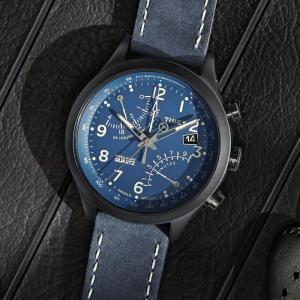 Relógio Timex Intelligent Quartz Cinza - T2P380WW/TN - R$330