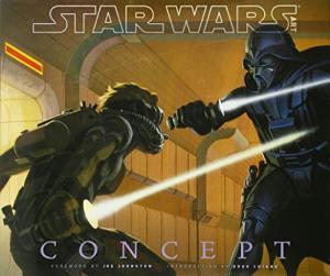 STAR WARS ART - CONCEPT