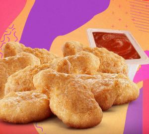 McDonald's Bateu a Fome (das 15h às 18h) - Chicken McNuggets 10 unidades - R$9,90