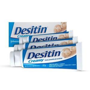 Kit (3 x 57g) Creme Preventivo de Assaduras Desitin Creamy - R$69,90