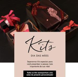 Kits Loungerie a partir de R$99,90