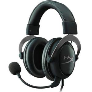 Headset Gamer HyperX Cloud II 7.1 KHX-HSCP-GM Preto - R$390
