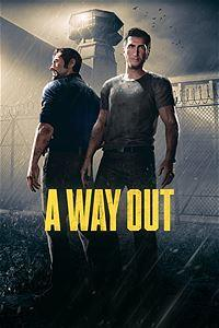 A Way Out - Xbox One, LIVE GOLD - Mídia Digital - R$81
