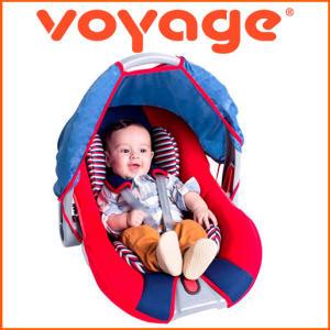 Cadeira Bebê Conforto Voyage - 0 a 13 Kg - Marinheiro - R$149,90