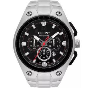 Relógio Orient Masculino Chronograph MBSSC171P2SX - R$290