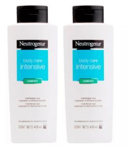 2 Loções Hidratantes Neutrogena 400ml - R$36,64