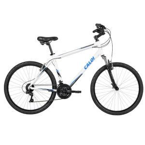 Bicicleta Caloi Aro 26 - 21 Marchas Sport Comfort Branca - R$729,90