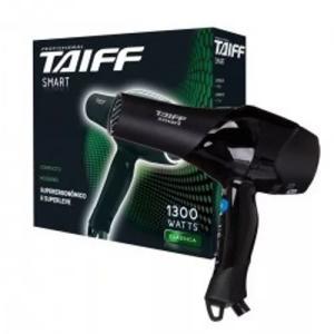 Secador de Cabelos Taiff Smart com 1300w, 5 temperaturas e 2 velocidades - 220V