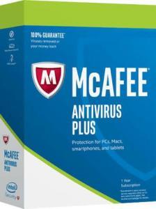 McAfee AntiVirus Plus 2018 - 6 Meses Grátis