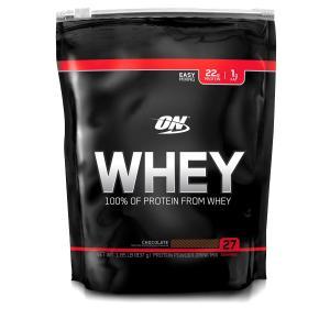 Refil ON Whey 100% 1,82 Lbs - Optimum Nutrition por R$88