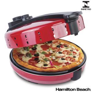 Forno Elétrico para Pizza Hamilton Beach com Recipiente Giratório- 31700-BZ - R$193