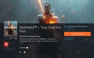 [PC ORIGIN] Battlefield 1 - DLC Theay Shall Not Pass DE GRAÇA !