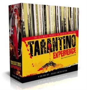 Coleção Tarantino Experience (6 CDs) - R$66