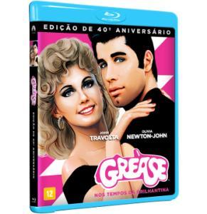 Grease Remasterizado - 40 Anos (Blu-Ray) - R$29,90