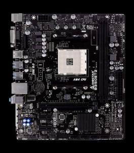 Placa Mãe Biostar B350 para Ryzen DDR4 AMD AM4 - R$ 347