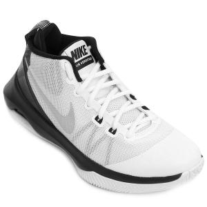 Tênis Nike Air Versatile Masculino - Branco e Preto - R$161