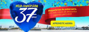 Farmácia Pague Menos - Frete R$ 2,99 para todo o Brasil