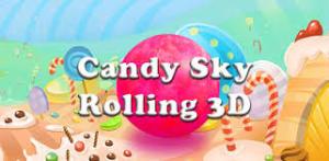 GOOGLE PLAY: JOGO Candy Sky: Rolling 3D - de R$ 4,99 por FREE!!!
