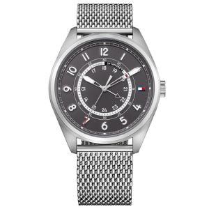 Relógio Masculino Aço Tommy Hilfiger 1791370 - R$483