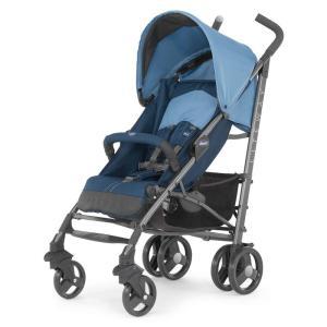 Carrinho de Passeio até 15 kg - Liteway Basic 2 - Blue - Chicco por R$499