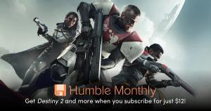 Humble Monthly - Destiny 2 (PC) - R$ 40