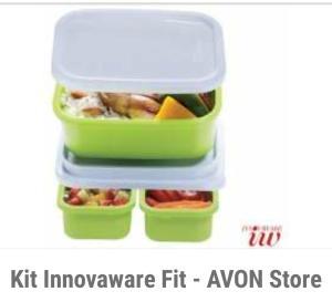 KIT Innovaware FIT - R$25