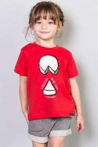 Camiseta infantil RAIZ DE MINAS R$19,99