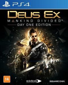 DEUS EX - MANKIND DIVIDED (PS4)