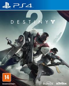 DESTINY 2 - DAY ONE (PS4)