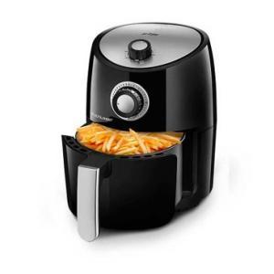 Fritadeira Air Fryer Gourmet  Multilaser CE029 - 2L de Capacidade, 1000W, Não Necessita o Uso de Óleo, Cesto Removível, Controle de Temperatura, Timer