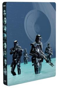 Steelbook Rogue One: Uma História Star Wars (BLU-RAY DUPLO) - R$57,90