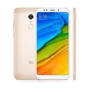 Xiaomi Redmi 5 Plus 4G Phablet Versão Global - GOLDEN - R$ 730