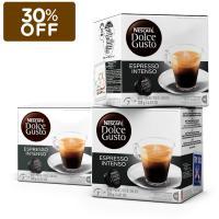 Combo 3 caixas capsulas Dolce Gusto Espresso Intenso - R$46,62