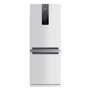 Geladeira Brastemp Frost Free Inverse 2 Portas BRE57AB 443 Litros Branca - R$2699