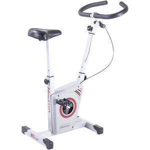Bicicleta Ergométrica Vertical Houston Hfit 10f Fita Cinza - R$ 198,99