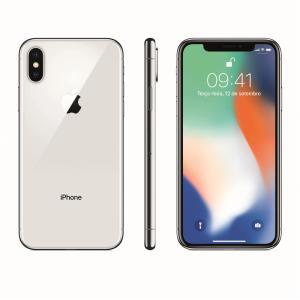 """iPhone X Apple com 64GB, Tela Retina HD de 5,8"""", Dupla Câmera Traseira - R$5277,36"""