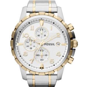 Relógio Fossil Masculino Dean FS4795/5BN - R$404
