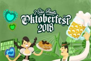 2ª São Paulo Oktoberfest 2018 e Outros Eventos a partir de R$ 0,15
