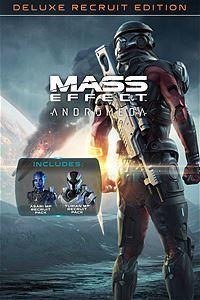 [GOLD] Mass Effect™: Andromeda – Edição de Recruta Deluxe - XONE