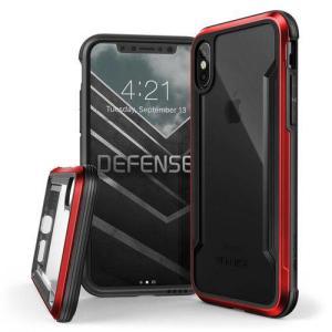 Capa Anti Impacto Iphone X Original X-Doria Defense Shield Military por R$ 900038
