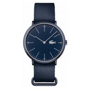 Relógio Lacoste Masculino Nylon Azul 2010874 - R$690