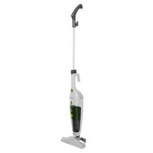 Aspirador de Pó Vertical 2 em 1 Midea 600W Branco e Verde Practia VSA141 - R$79