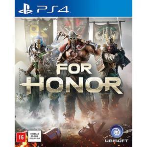 [Cartão Americanas - em até 5x] For Honor - PS4 - R$53,99